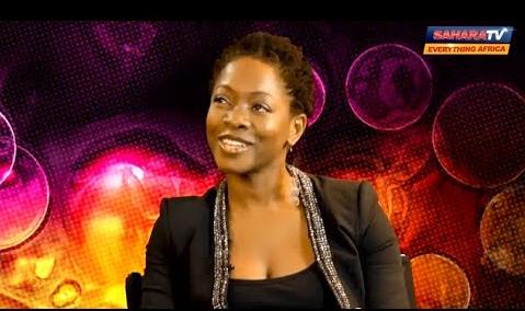 "Sahara TV welcomes Azania in ""Inside the Diaspora"""
