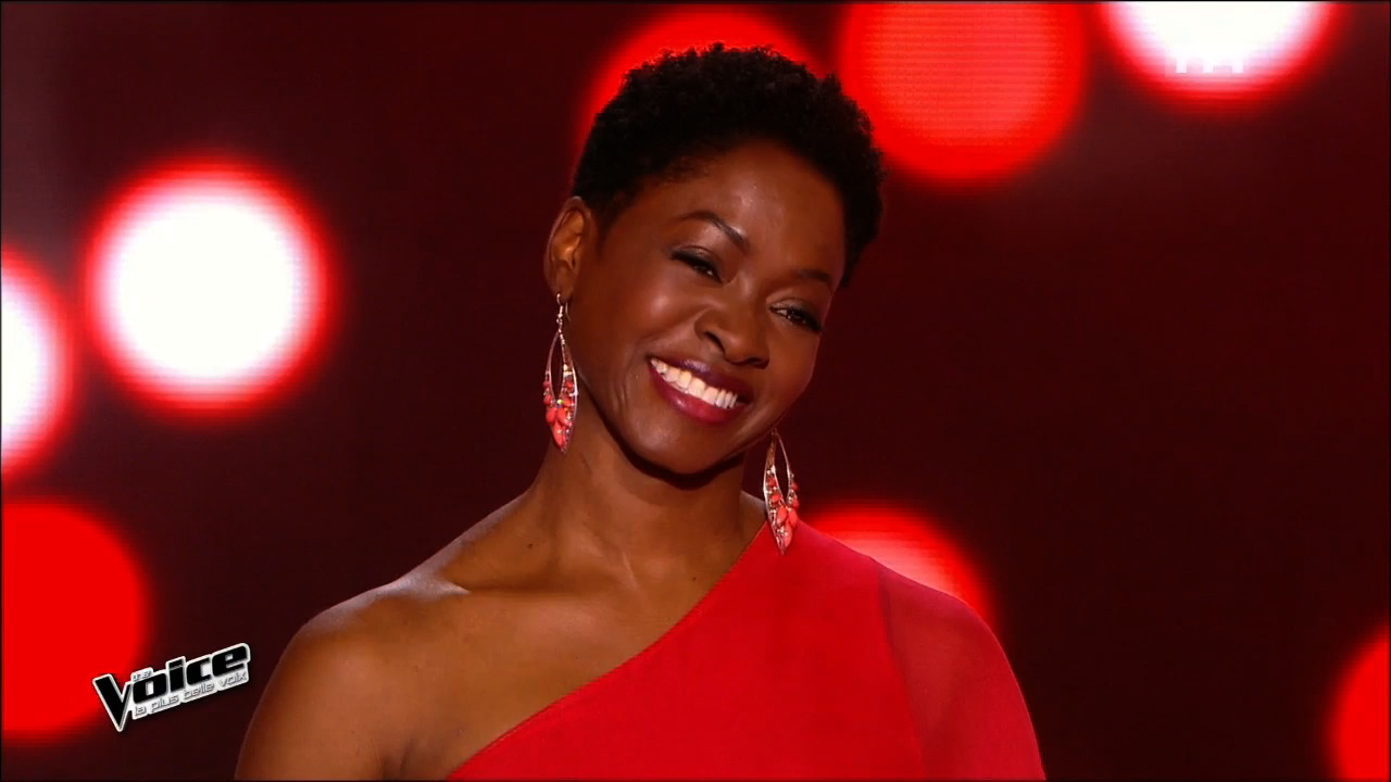 Azania Noah shines on THE VOICE France (TF1 TV)!