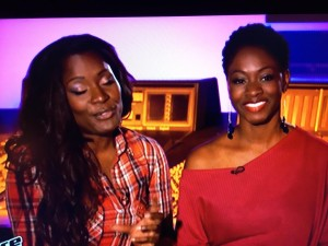 Azania Noah & Leah - Interview in Studio