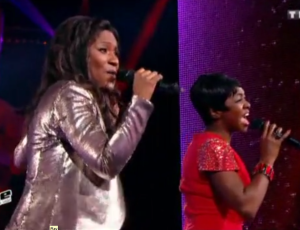 Azania Noah – The Voice (Battle on « Halo »)