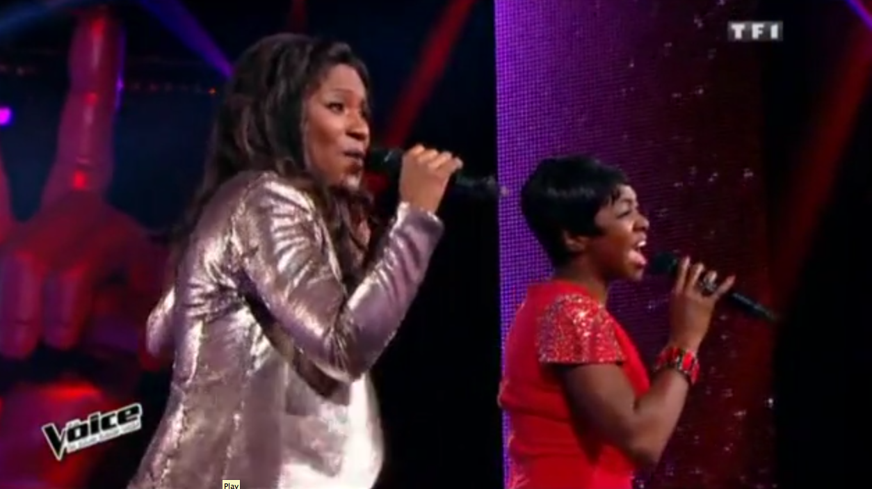 "Azania Noah Battles on the Voice – ""Halo"""